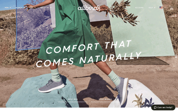 Allbirds    Web Design