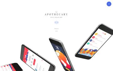 The Apothecary Web Design