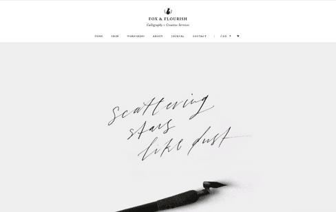 Fox & Flourish Web Design