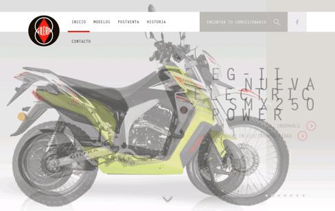 Gilera Web Design