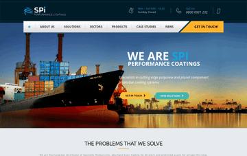 Contents Insurance Web Design