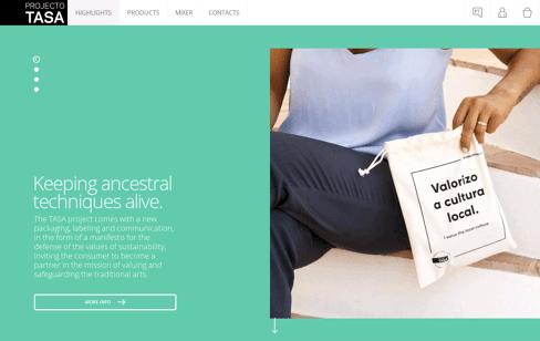 Projecto TASA Web Design