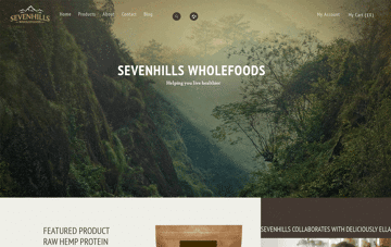 Sevenhills Web Design