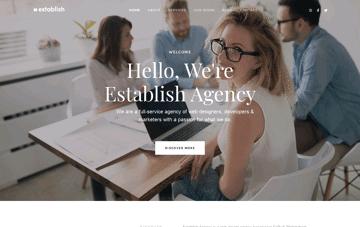 Establish Agency Web Design