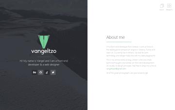 Vangel Tzo Web Design