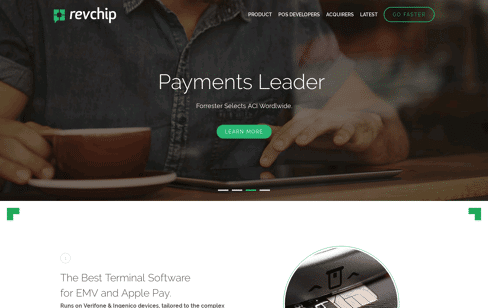 RevChip Web Design