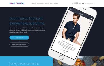Bing Digital Web Design