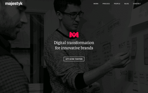 MAJESTYK Web Design