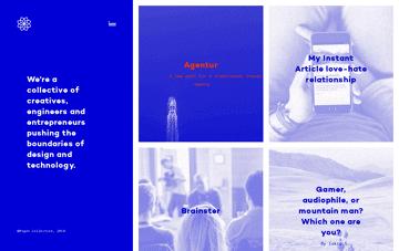 Pogon Collective Web Design