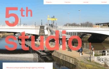 5th Studio Web Design