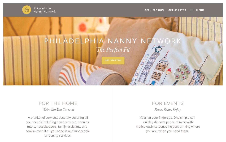 Philadelphia Nanny Network