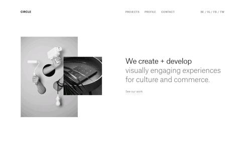 C RCL Design Web Design