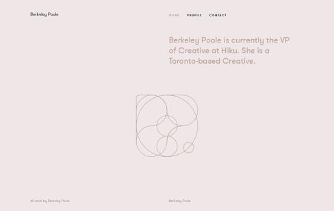 Berkeley Poole Web Design