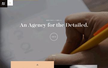 Brave People Digital Creative Agency Web Design