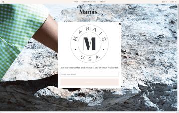 Marais Web Design