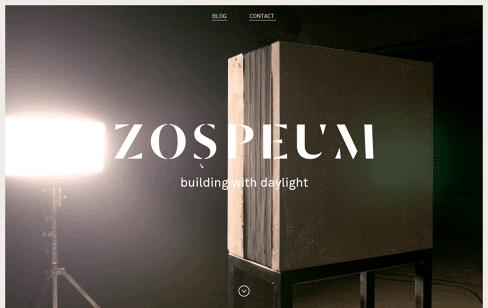 ZOSPEUM Web Design