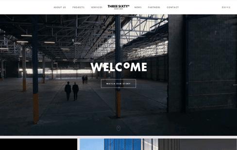 Three Sixty Sales & Marketing Agency° Web Design