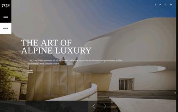 7132 Hotel Web Design