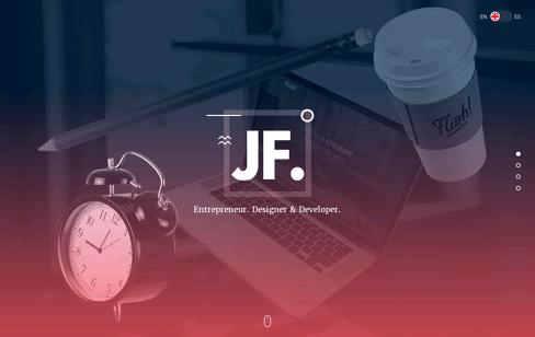 Juan Ferreras Web Design