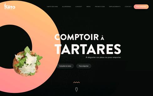 Küto Web Design