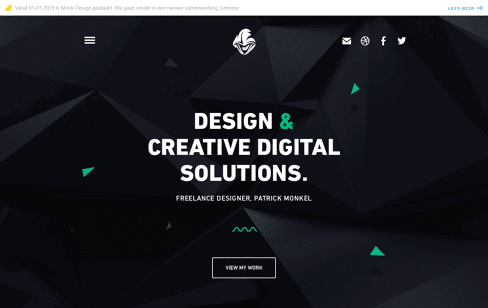 Patrick Monkel Web Design