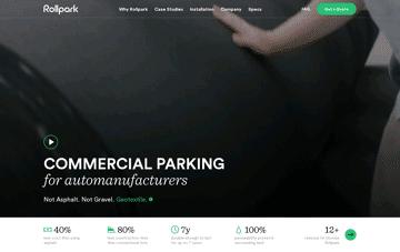 Rollpark Web Design