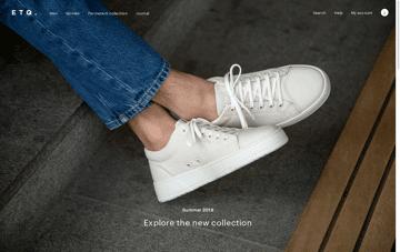 ETQ Amsterdam Web Design
