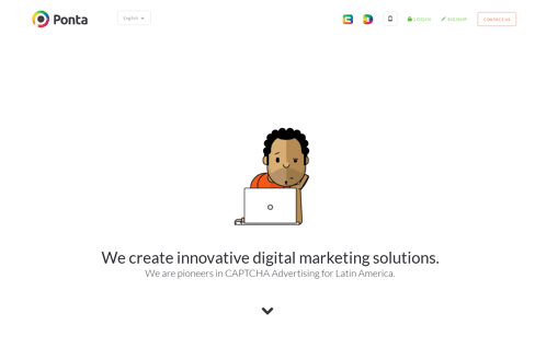 Pontamedia Marketing Digital Web Design