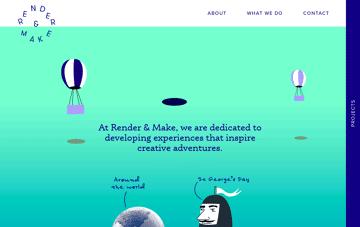 Render & Make Web Design