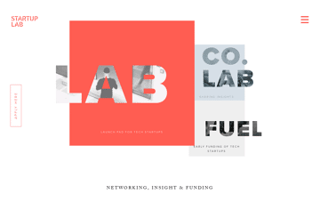 StartupLab Web Design