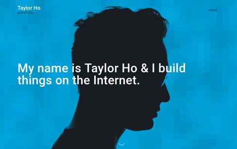 Taylor Ho Web Design