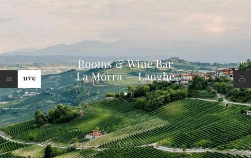 Hotel La Morra Web Design