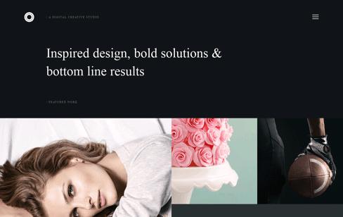 Concentric Web Design