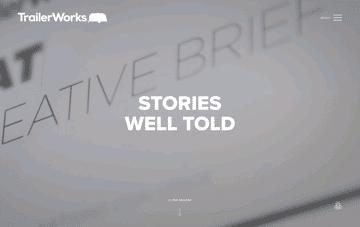 TrailerWorks Web Design
