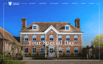 Parley Manor Web Design