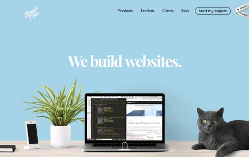 Smash Taps Web Design