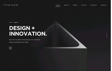 Titus Klein Web Design