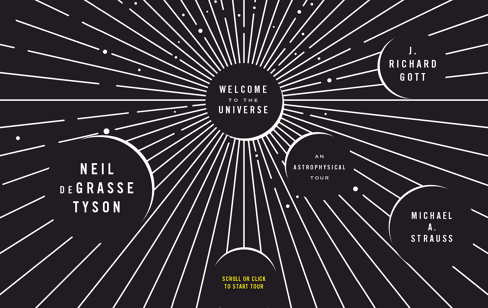 Welcome to the Universe Web Design