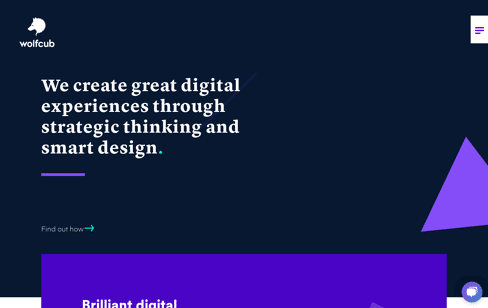 Wolfcu Web Design