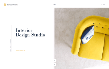 The Yellow Door Web Design