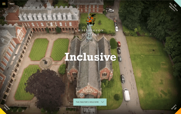 Wellington College	 Web Design