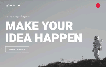 Meta Line Digital Agency Web Design