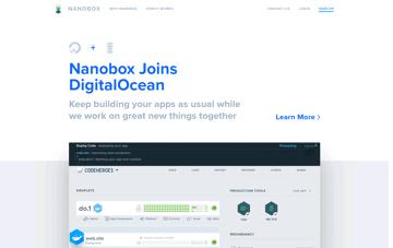 Nanobox Web Design