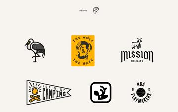 Peter Komierowski Portfolio Web Design