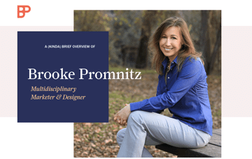 The Portfolio of Brooke Promnitz Web Design