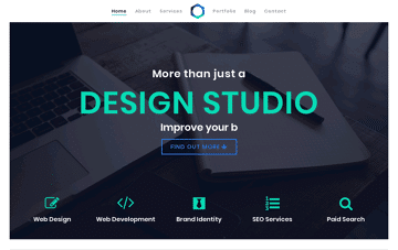 hexadigital Web Design
