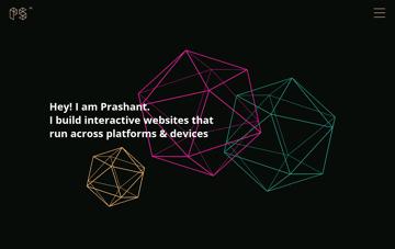 Prashant Sani Web Design
