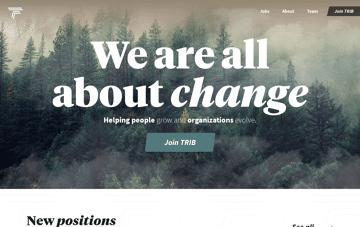 Trib. Web Design