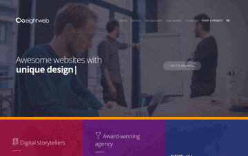 8web Interactive Web Design