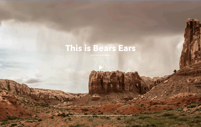 This is Bears Ears